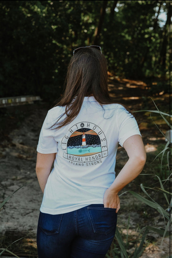 Island Strong Lighthouse Tee