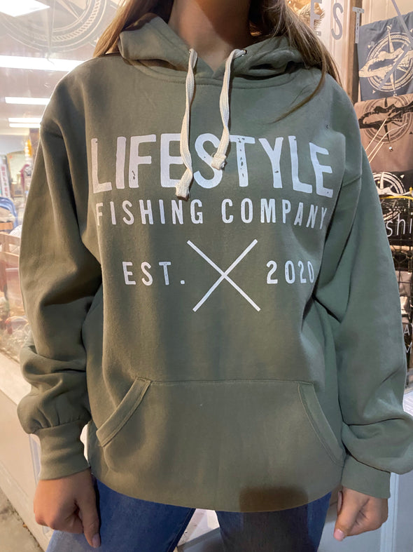 Lifestyle Fishing Co Hoodie