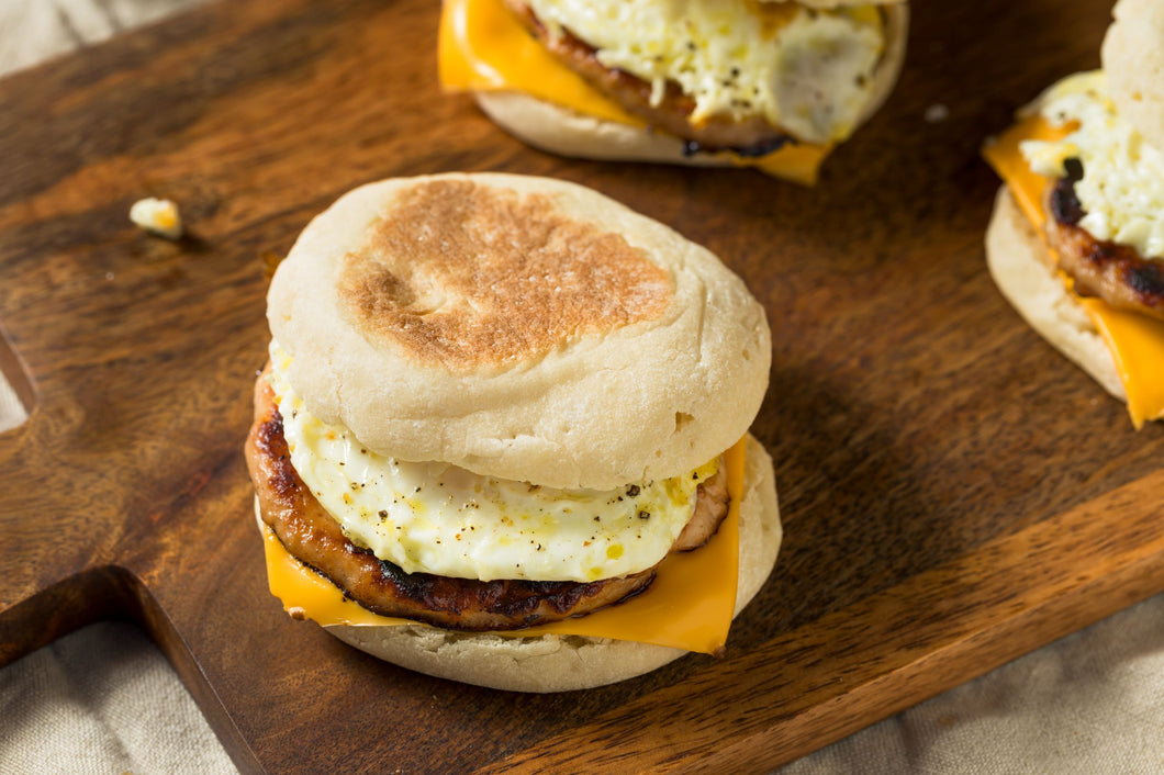 Mild Breakfast Sausage Patties