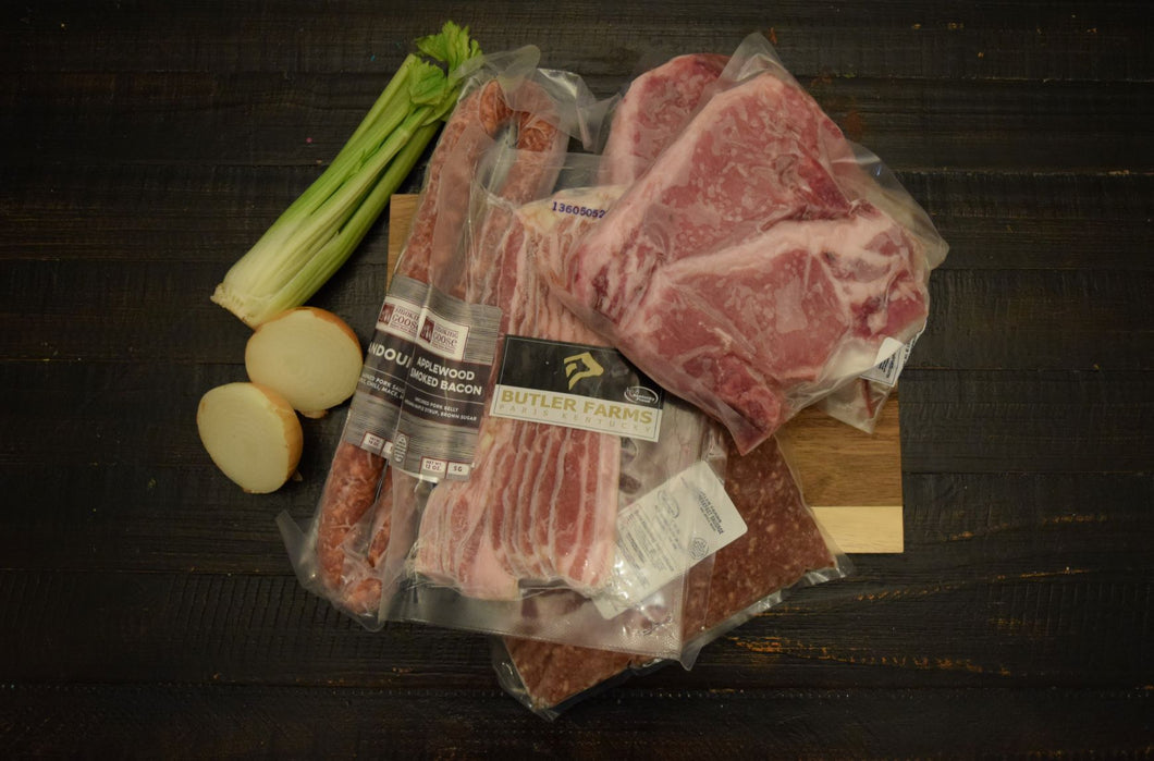 Pastured Pork Pack - SHIPS FREE