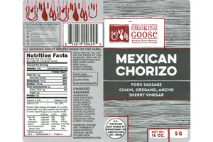 Ground Chorizo Sausage