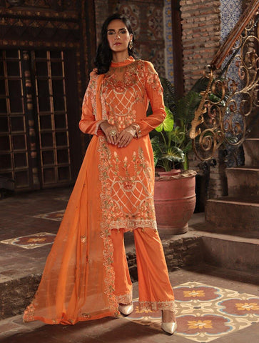 BARBARA Shirt Trouser & Dupatta