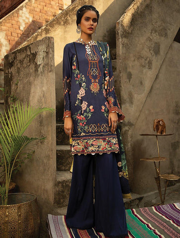 Shirt Shalwar Dupatta Evening Haze