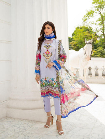Shirt Shalwar Dupatta Nightingale
