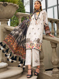 Luxury Digital Embroidered Daman With Exclusive Silk Dupata GR2101A5