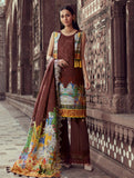 Unstitched Shirt, Trouser & Dupatta
