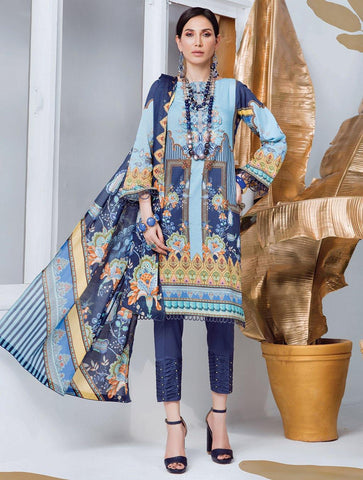 Shirt Shalwar Dupatta Ornament