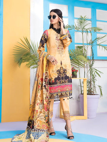 Shirt Shalwar Dupatta Ornate