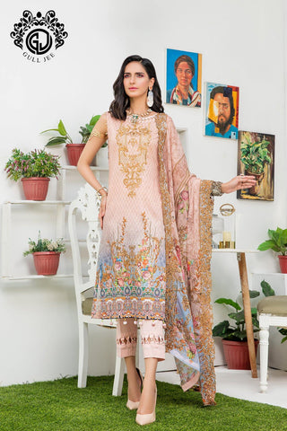 Shirt Shalwar Dupatta Sophistication