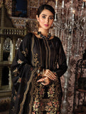 Shirt Shalwar Dupatta Black Majesty