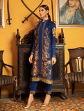 SPRING BLUE Shirt Trouser & Dupatta