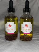 Load image into Gallery viewer, Rose body oil/face serum