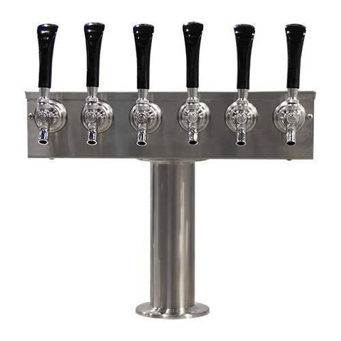 "Draught Beer > Towers > Traditional American > Single Pedestal T > 3"" DIA Pedestal"