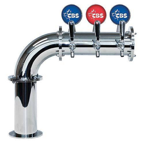 "Draught Beer > Towers > SS Modular 4"" Pipe Towers > Linx Towers"