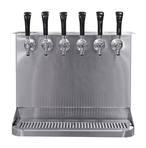 Draught Beer > Towers > Traditional American > Cabinet Dispenser > Cabinet Dispenser 4-6 Tap