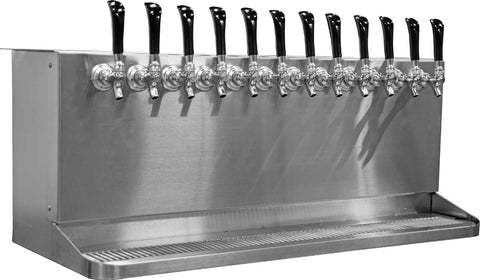 Draught Beer > Towers > Traditional American > Cabinet Dispenser > Cabinet Dispenser 8-12 Tap