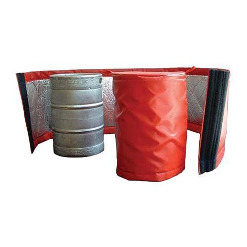 Draught Beer > Tapping Hardware > Keg Storage and Transport > Keg Jackets