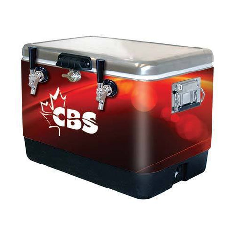Draught Beer > Special Event > Metal SS Coil Coolers > Branded-2 Products