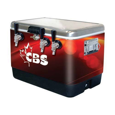 Draught Beer > Special Event > Metal SS Coil Coolers > Branded-3 Products