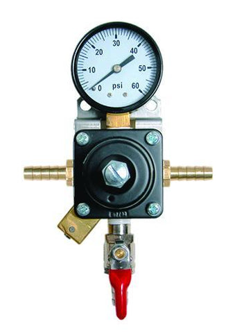 Draught Beer > CO2 and N2 Equipment > Secondary Regulators > Taprite - 1 Pressure 1 Product > Secondary Pressure 0-60PSI