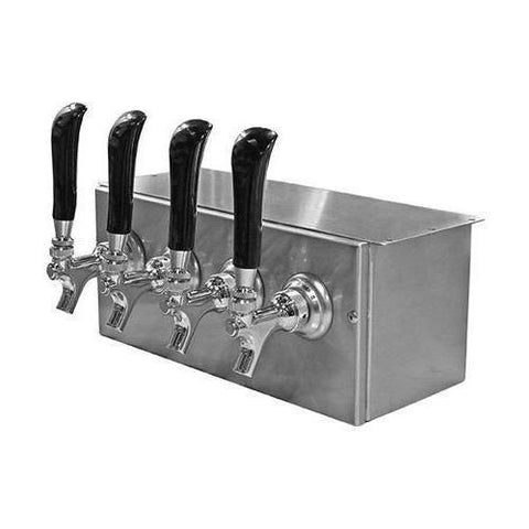Draught Beer > Towers > Traditional American > Space Mizer Underbar > Space Mizer 3-6 Tap