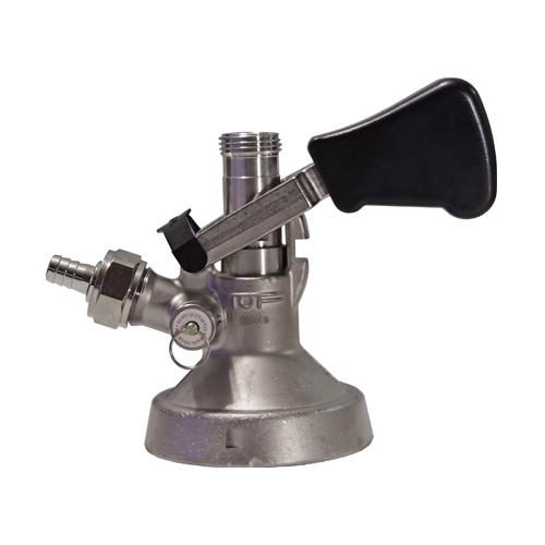 "TOF KEG COUPLER - ""KEY KEG"" SYSTEM w/403SS PROBE"