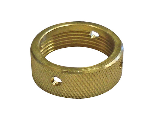 GOLD COUPLING NUT