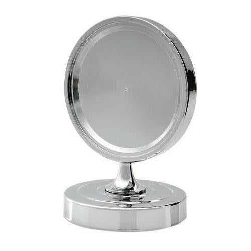 CHROME TOWER CAP MEDALLION HOLDER