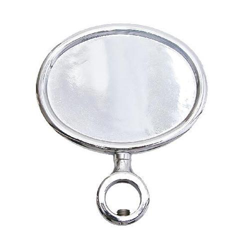 CHROME SHORT MEDALLION HOLDER