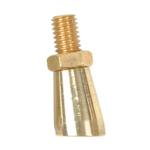 BRASS ANGLED TAP EXTENSION