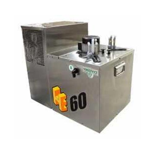 VIN SERVICE HE60 WINE FLASH COOLER w/ 4 PRODUCT LINES (6m, 6m 10m, 7m) 115V-60L/HOUR