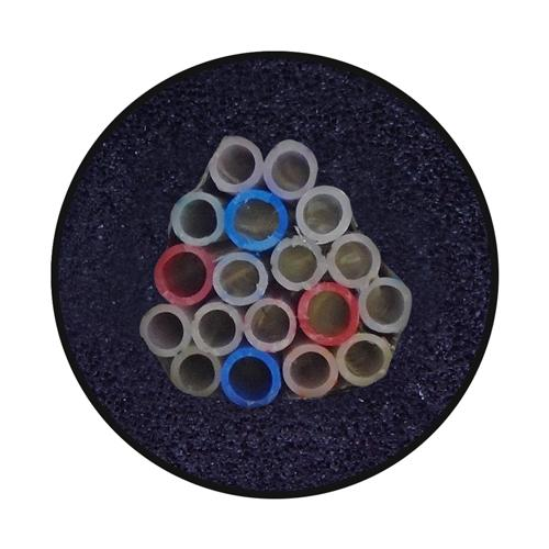 "14 TUBES - 3/8"" ID TAPED TRUNKLINE"