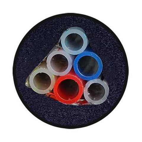 "4 TUBES - 5/16"" ID PVC FIRE RATED TRUNKLINE"