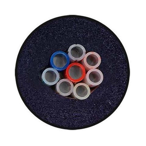 "6 TUBES - 5/16"" ID PVC FIRE RATED TRUNKLINE"