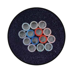 "10 TUBES - 3/8"" ID PVC FIRE RATED TRUNKLINE"
