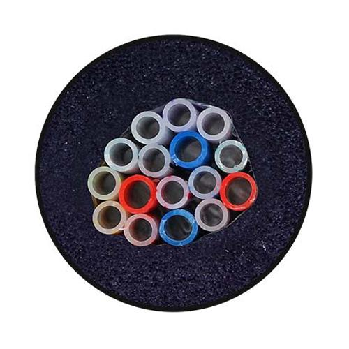 "12 TUBES - 5/16"" ID PVC FIRE RATED TRUNKLINE"