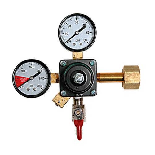 CORNELIUS CO2 REGULATOR - 60lb GAUGE / 5/16