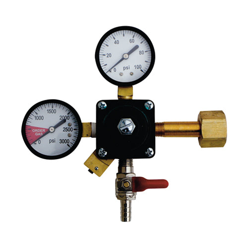 CORNELIUS CO2 REGULATOR - 100lb GAUGE / 5/16