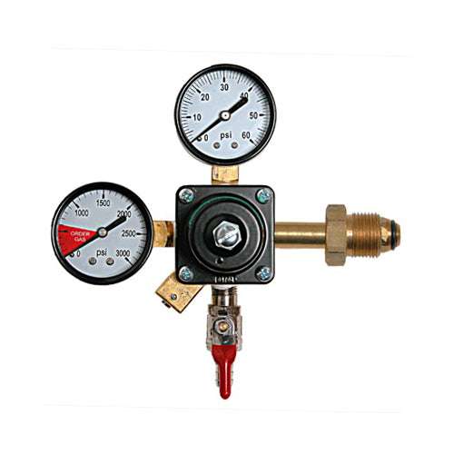 CORNELIUS N2 REGULATOR - 60lb GAUGE - 5/16