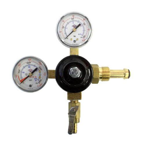 TAPRITE 60lb N2 PRIMARY REGULATOR w/SHUT-OFF