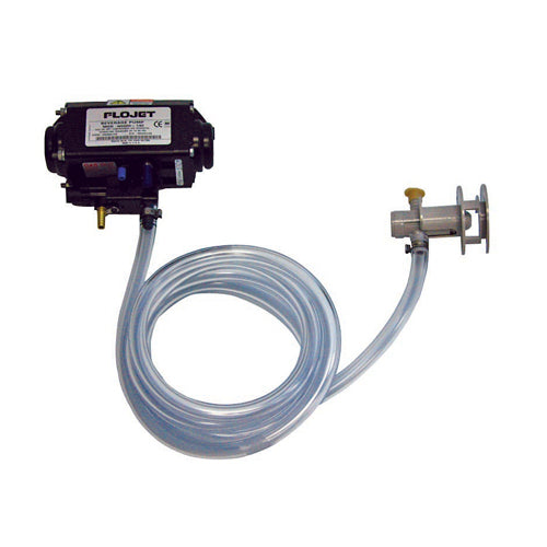FLOJET T-5000 PUMP KIT WITH QCD, CLAMP AND 8' of BIB TUBING