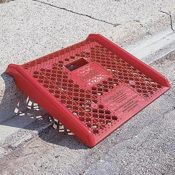 RED CURB RAMP
