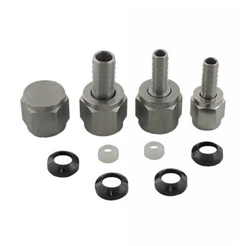 MCCANN'S STANDARD CARBONATOR FITTINGS KIT