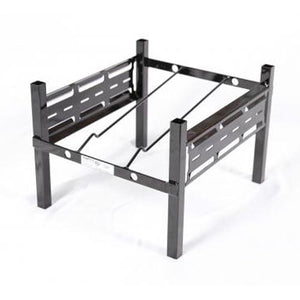 1 BOX WIDE INCLINE BIB RACK
