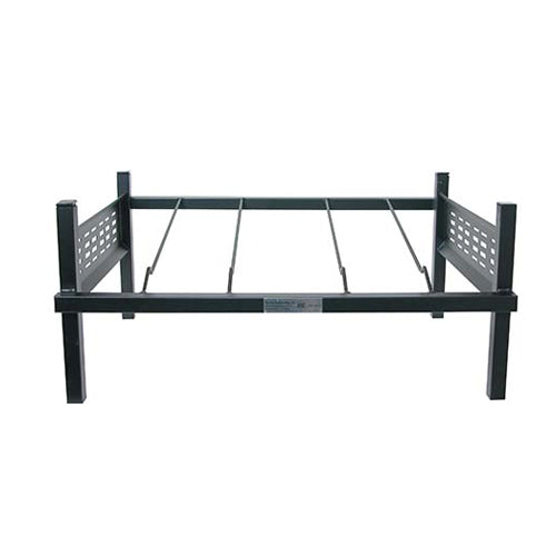 2 BOX WIDE INCLINE BIB RACK