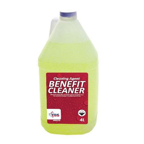 4 Litre Benefit Cleaner