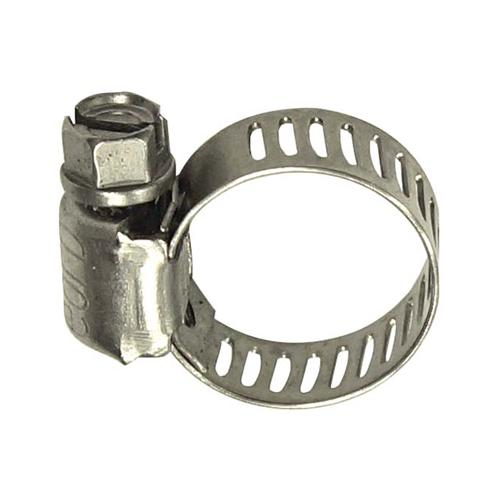 "#5 SS GEAR CLAMP - 3/4"" MAX. DIAMETER"