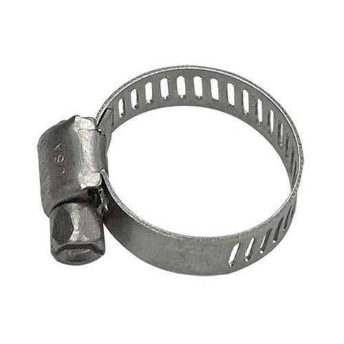 "#6 SS GEAR CLAMP - 7/8"" MAX. DIAMETER"