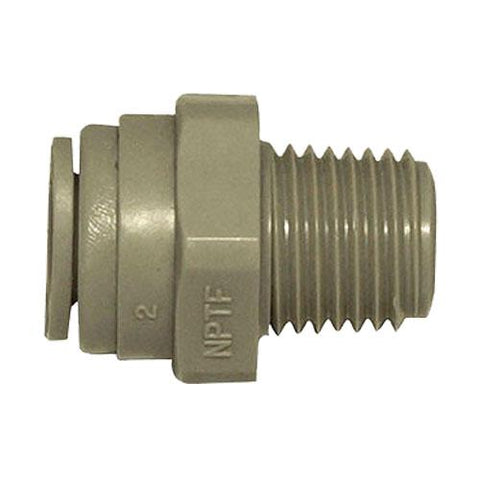Male Connectors-NPT