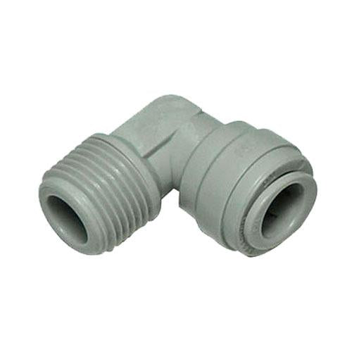 "3/8"" OD TUBE x 3/8"" NPT F FIXED ELBOW (M)"